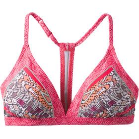 Prana W's Aleka Top Carmine Pink Marrakesh